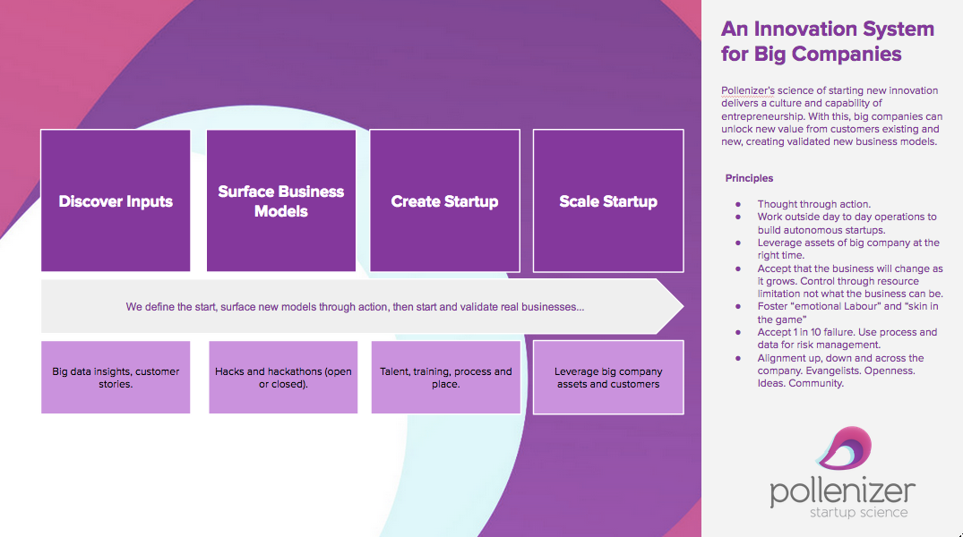 INTRODUCING OUR STARTUP INNOVATION SYSTEM FOR BIG COMPANIES