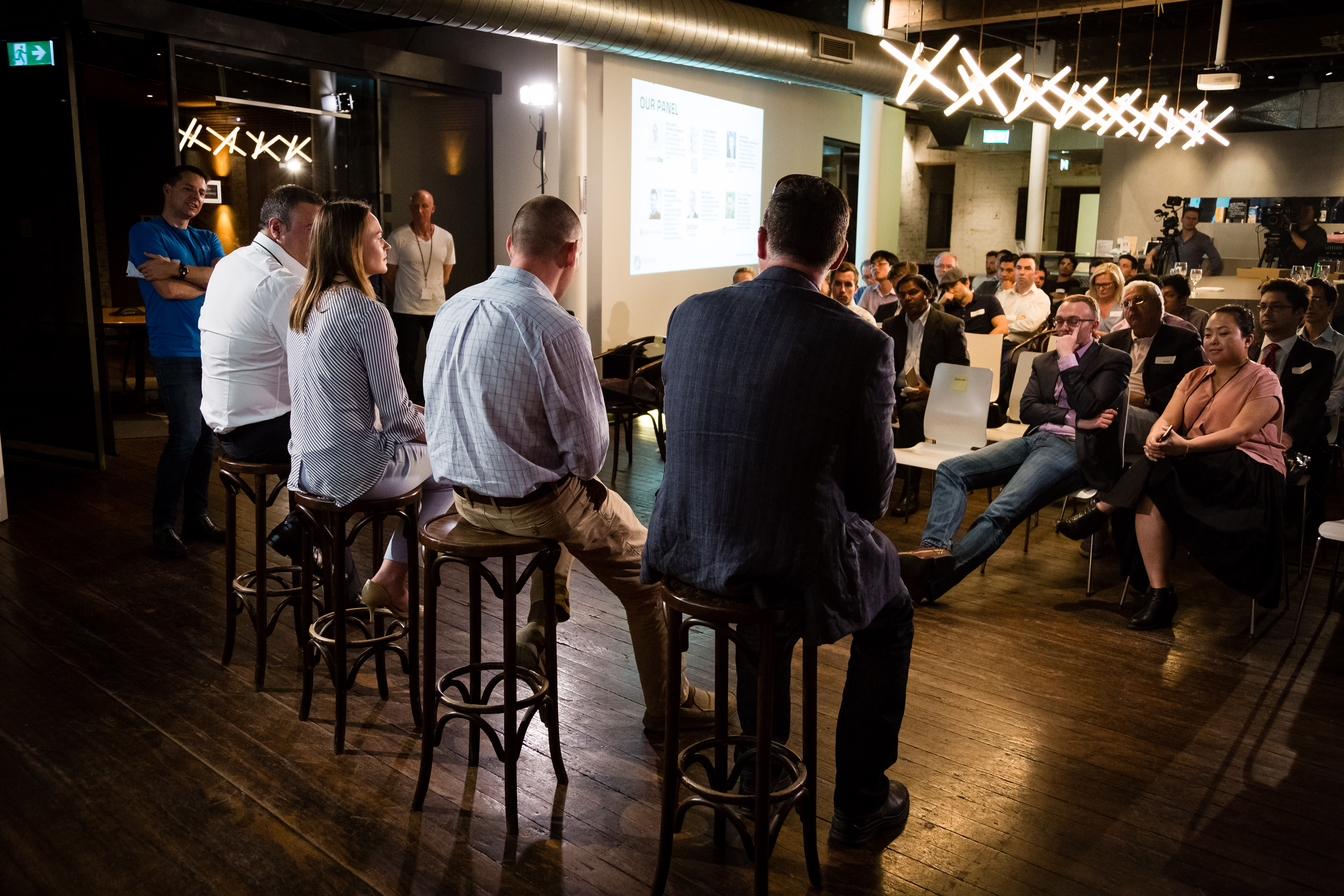 Photos from the Free | Money launch event